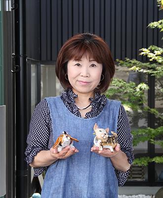 陶芸講師 多田里美