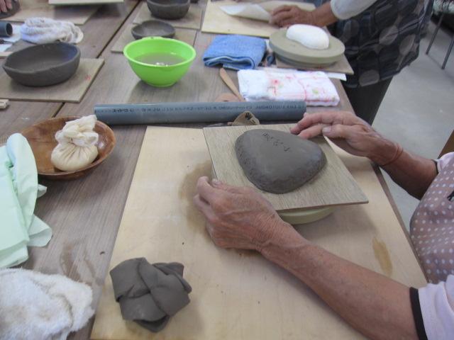 生涯学習センター 陶芸体験
