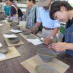 大型陶芸体験教室