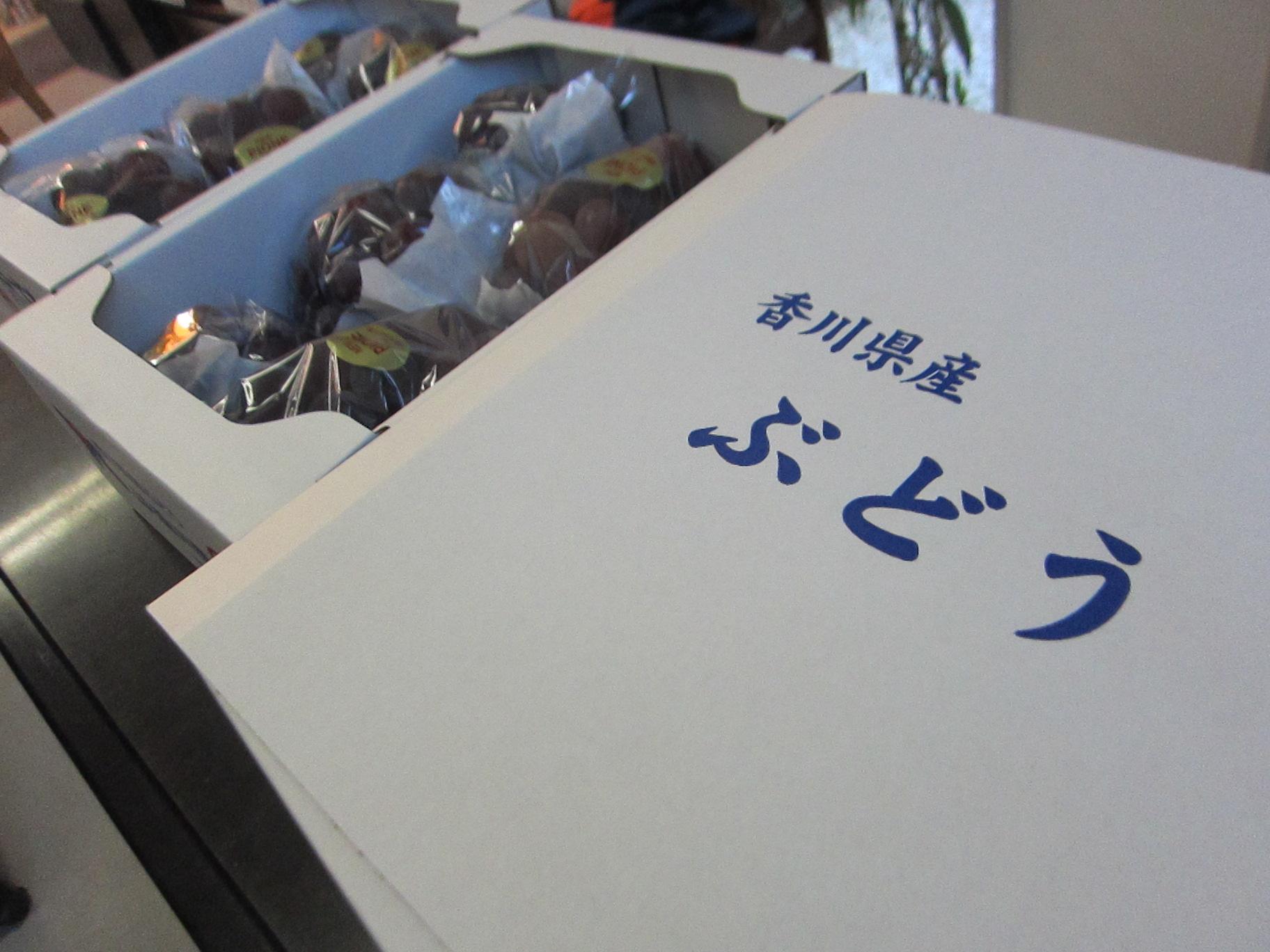 香川県産ぶどう