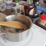 ~CookingRoom Recipe&一穂窯コラボお料理教室~ オリーブ牛のロ―ストビーフ
