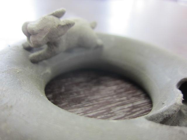わんこ 陶器