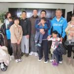 新年多田家対抗テニス大会