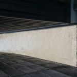一穂窯陶芸教室の裏を綺麗にコンクリートで固めました