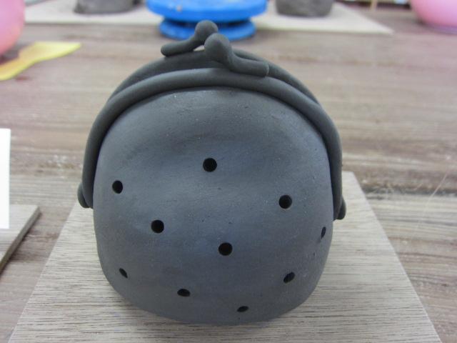 がま口 陶芸