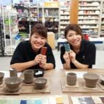 駆け込み陶芸教室