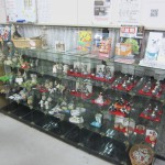 ガラス展示が来た~!!
