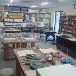 修学旅行で陶芸体験
