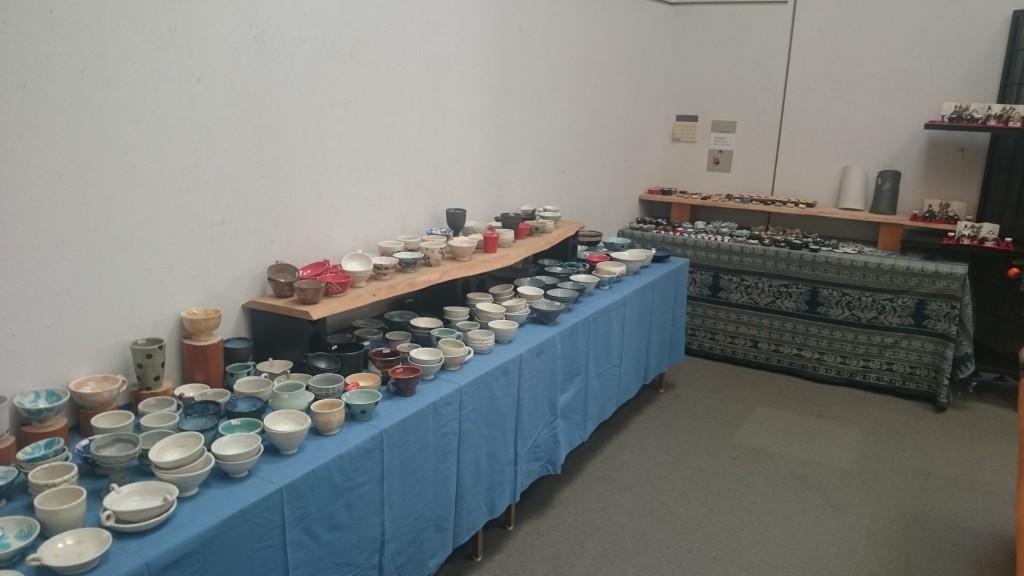 灸まん美術館 作陶展 (4)