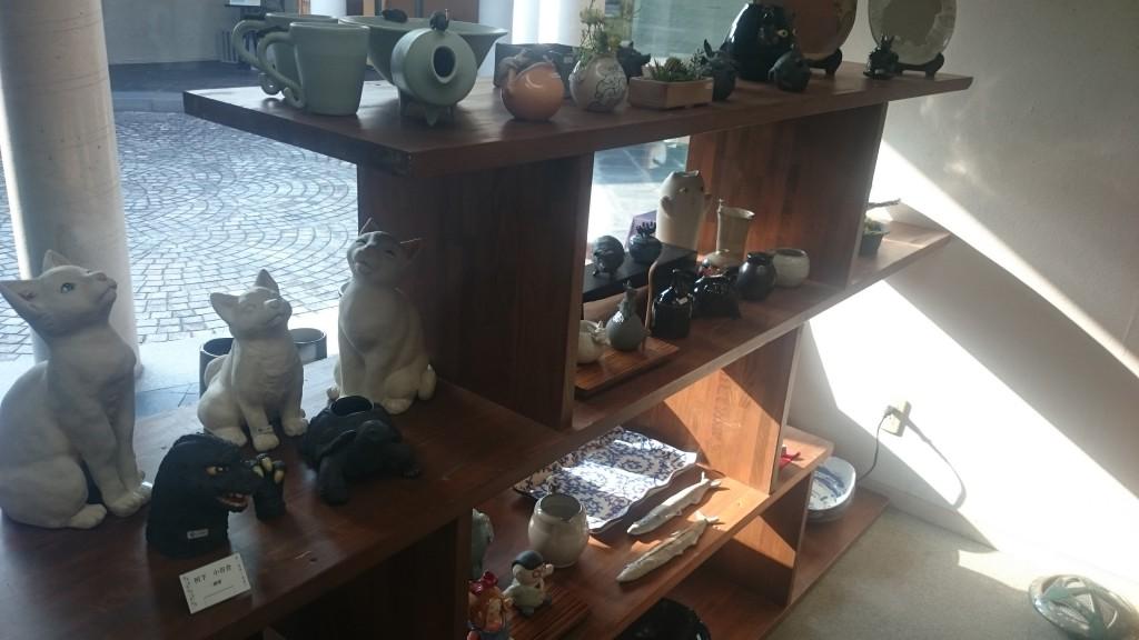 灸まん美術館 作陶展 (7)