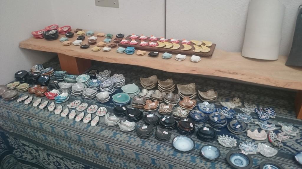 灸まん美術館 作陶展 (5)