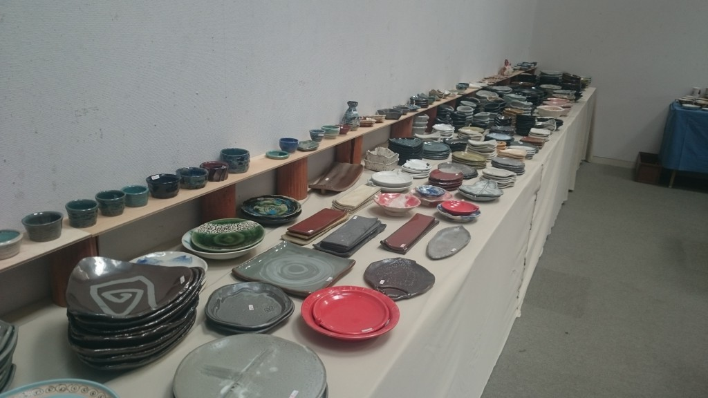 灸まん美術館 作陶展 (3)