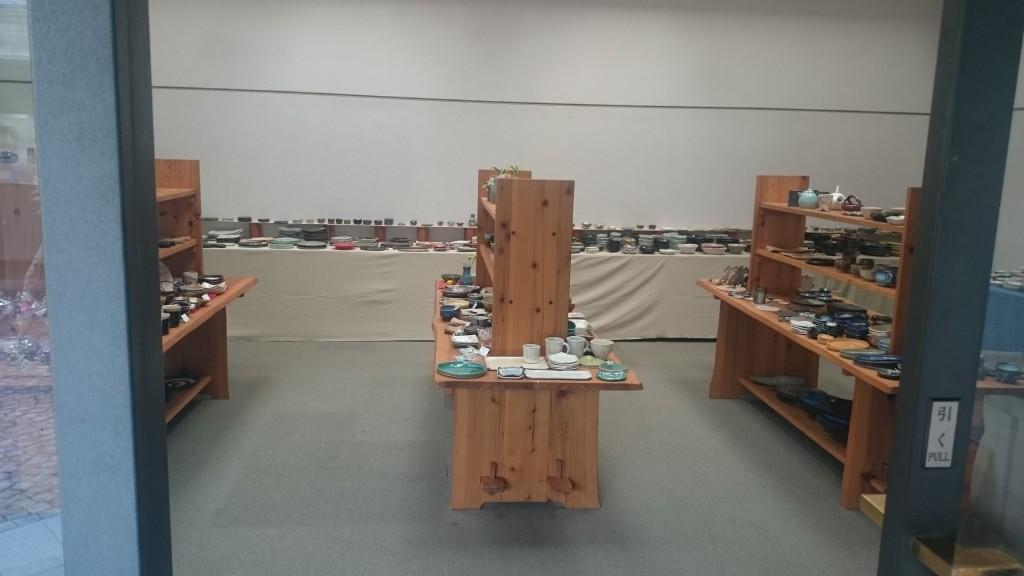 灸まん美術館 作陶展 (8)