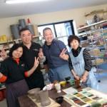 香港 ロクロ体験8