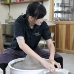 台湾 ロクロ 体験 (28)