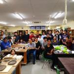 大阪大学のゼミ旅行で陶芸体験