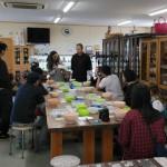 インバウンド陶芸体験