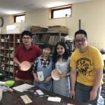海外からの陶芸体験