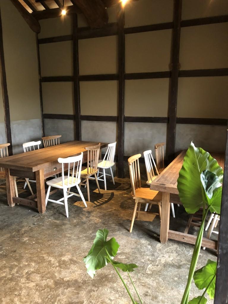 ヤエ食堂 スパイスカレー 古民家 プリン チャイ 香川 綾川 (3)