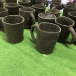 マグカップ作り体験